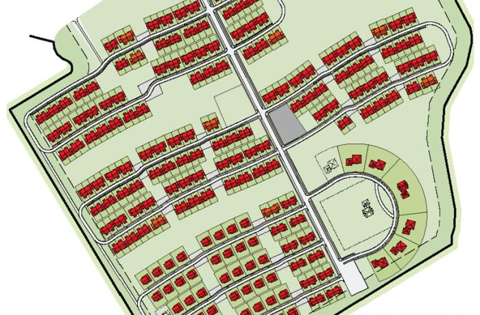 Army Family Housing (326 Häuser)