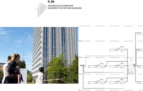 Hochschule Darmstadt, Gebäude D 15