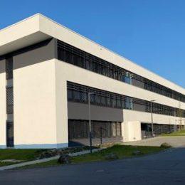 Neubau Bürogebäude, Weiss Umwelttechnik