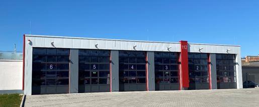 Neue Feuerwehr, Flörsheim-Weilbach